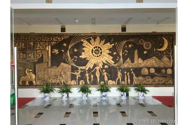 南京铜腐蚀浮雕制作厂家施工团队